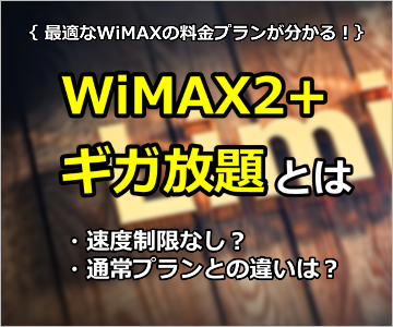 RaCoupon(ラクーポン)WiMAXキャンペーン