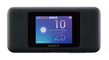 WiMAX WX06 イメージ