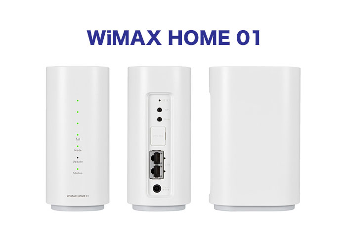 WiMAX HOME 01のイメージ